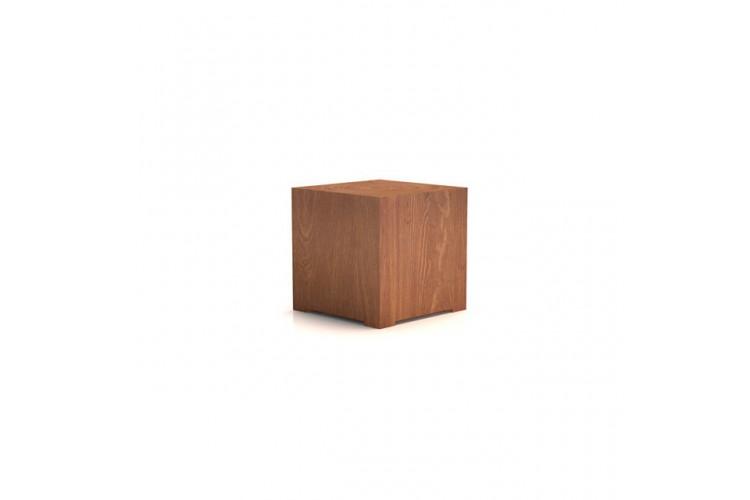 Comodino in legno massiccio